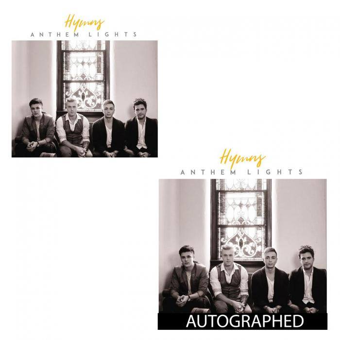 Hymns (CD) | Anthem Lights Official Online Store