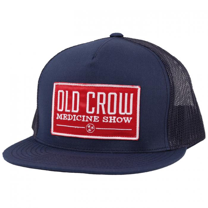 Old Crow Medicine Show - Patch Hat  f721f39a1bb